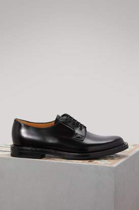 Church's Rebecca leather derby shoes