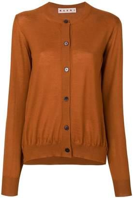 Marni fine knit cashmere cardigan