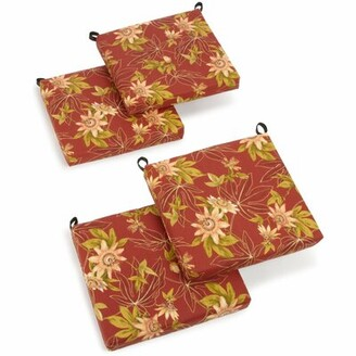 Adirondack Blazing Needles Blazing Needles Indoor/Outdoor Chair Cushion Blazing Needles
