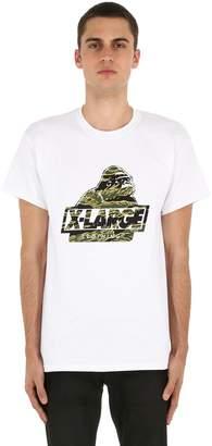 XLarge Camo Og Printed Cotton Jersey T-Shirt