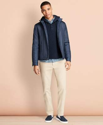 Brooks Brothers Thermore Ecodown Bomber Jacket