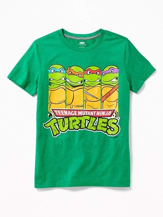 Teenage Mutant Ninja Turtles Tee for Boys