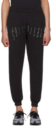 Cottweiler Black Logo Signature 2.0 Jogger Pants