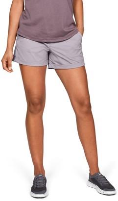 "Under Armour Women's UA Fish Huntress 4"" Shorts"