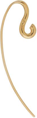 Charlotte Chesnais Gold Single Small Hook Earring