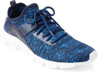 Fila Navy & White Lombardi Running Sneakers
