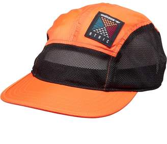 adidas Atric Five-Panel Cap Trace Orange/Black