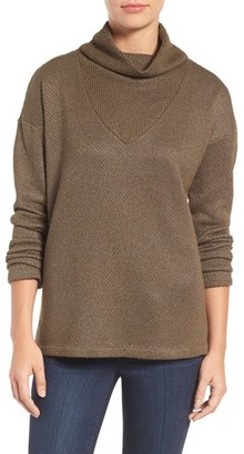Women's Sanctuary 'Dunaway' Cowl Neck Pullover $69 thestylecure.com