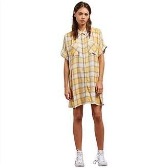 Volcom Junior's Sun Punch Mini Dress