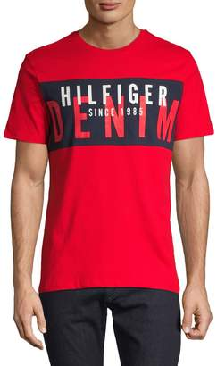 Tommy Hilfiger Short Sleeve Graphic Print Tee