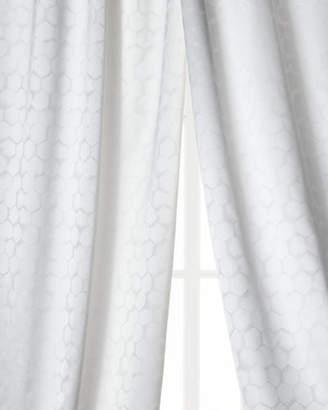 """Dian Austin Couture Home Prism Curtain, 108""""L"""
