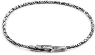 Anchor And Crew Forestay Single Sail Chain Bracelet
