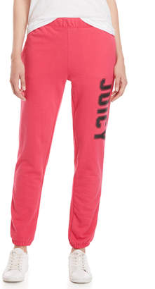 Juicy Couture Glitter Logo Joggers
