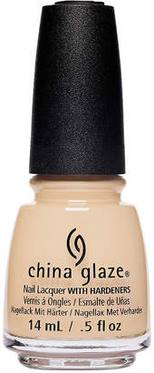 China Glaze Bourgeois Beige - 0.5 Oz Nail Polish - .5 oz.