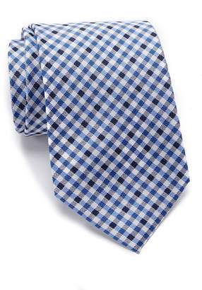 Tommy Hilfiger Silk Twisted XL Gingham Tie