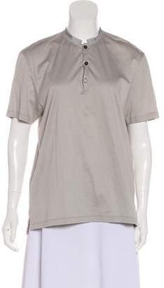 Lanvin Knit Short Sleeve Top w/ Tags