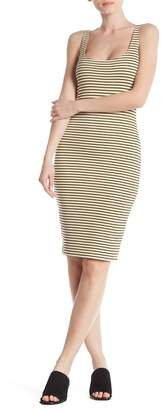 Cotton On & Co. Kimi Scoop Neck Striped Dress