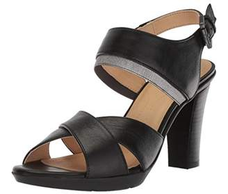 Geox Women's JADALIS 8 Heeled Sandal