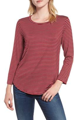 Gibson x Living in Yellow Alice Stripe Jersey Top