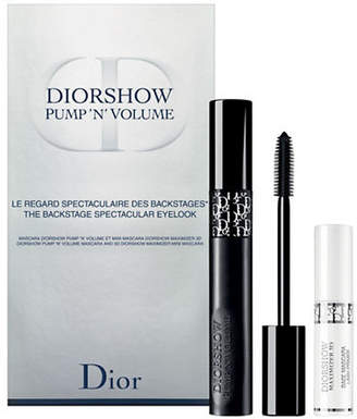 Christian Dior Pump N Volume Mascara Set