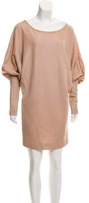 Rachel Comey Long Sleeve Mini Dress