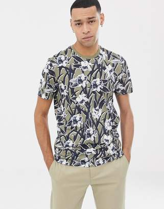 Ted Baker t-shirt with floral print