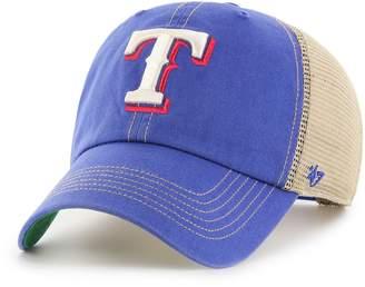 4f65c07f85ecda '47 Adult Texas Rangers Trawler Clean Up Hat · '