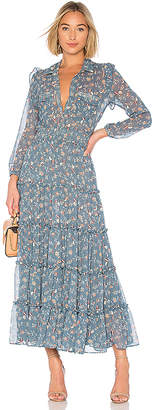 MISA Los Angeles Aydeniz Dress