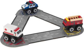Kid Kraft Vehicle Play Set - Rescue