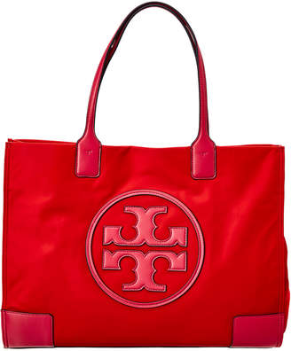 Tory Burch Ella Colorblocked Tote
