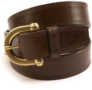 Fossil c-buckle belt