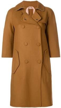 No.21 loose fitted coat