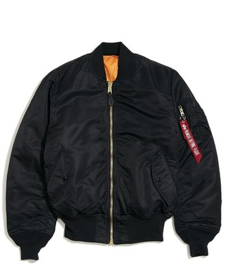 Alpha Industries MA-1 Bomber $135 thestylecure.com