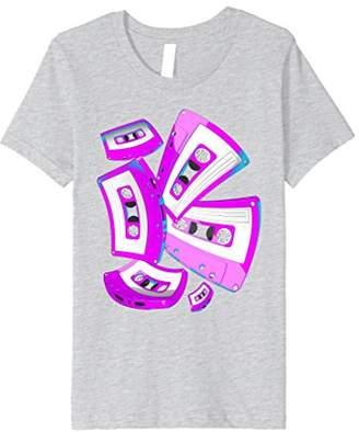Cassette Mixtape Analog music Graphic T Shirt