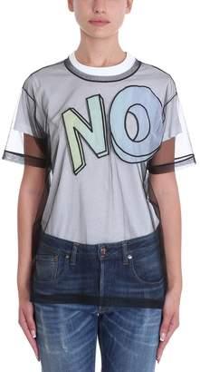 Viktor & Rolf Short Sleeve Tulle T-shirt