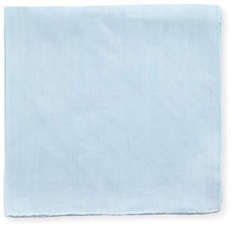 Neiman Marcus Perfect Linen Pocket Square