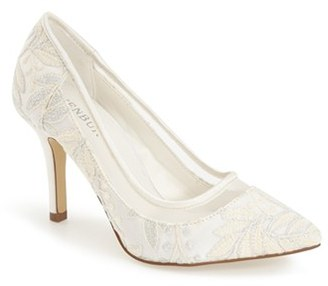 Women's Menbur 'Berta' Pointy Toe Pump $142.95 thestylecure.com