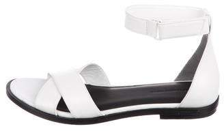 Alexander Wang Talis Leather Sandals