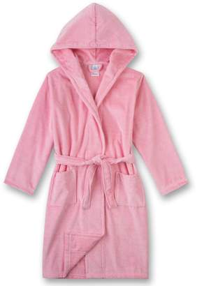 Sanetta Girl's Bathrobe Dressing Gown