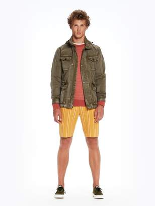 Scotch & Soda Spray Washed Field Jacket