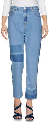 Love Moschino Denim capris