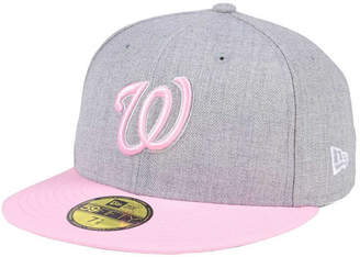 New Era Washington Nationals Perfect Pastel 59FIFTY Cap