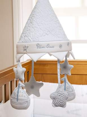Silver Cross Luxury Cot Mobile - Vintage Blue