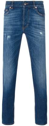 Givenchy Cuban fit distressed jeans