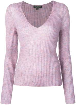 Rag & Bone Donna V-neck jumper