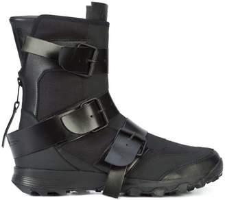 Yohji Yamamoto YY Ster Jet Black Sneaker