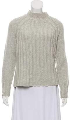 Nili Lotan Cashmere Mock Neck Sweater