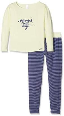 Skiny Girl's Cosy Night Sleep Lang Pyjama Sets