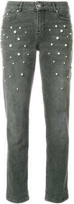 Karl Lagerfeld Choupette Pearl jeans