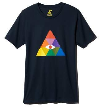 Poler All Seeing Eye Graphic Tee